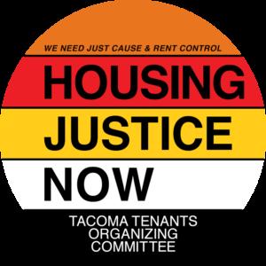 Tacoma Tenants Organizing Committee Logo